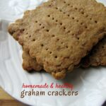 Healthy Graham Cracker Recipe