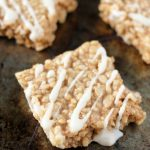 Kids' Kitchen: Pumpkin Spice Rice Krispie Treats Recipe