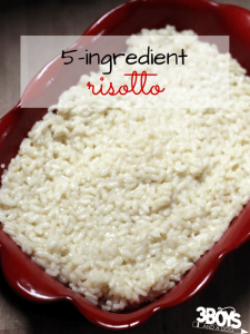 5-ingredient Risotto