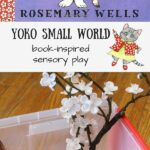 Yoko Small World: Book-inspired Sensory Play