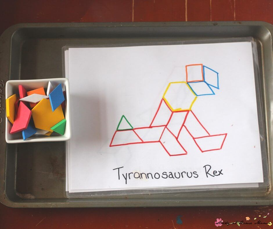 How to make tangrams and why tangrams are important to a well-rounded math education