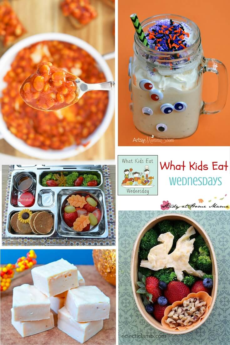What Kids Eat #20 - Everything from lunch box ideas to easy healthy meals the whole family can enjoy, plus the occasional family-friendly dessert is shared!