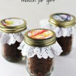 Banana Bread Mason Jar Gift