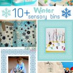 Top 10+ Winter Sensory Bins