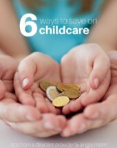 6 Ways to Save on Childcare