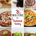 3 Healthy Meal Plans for Game Day