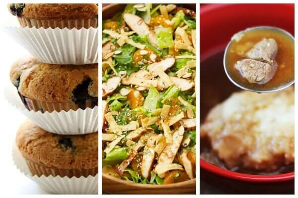 Thursday Meal Plan Week 7