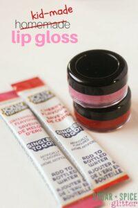 homemade lip gloss (6)
