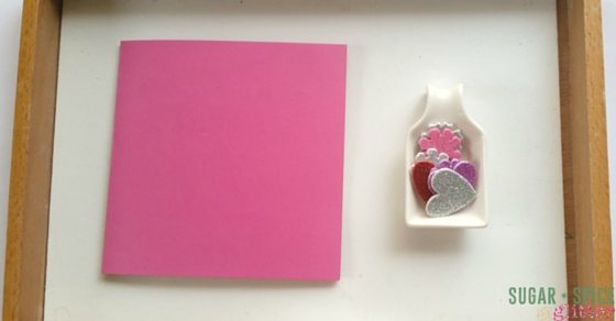 valentines craft materials (4)
