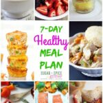 7 Day Healthy Meal Plan 9