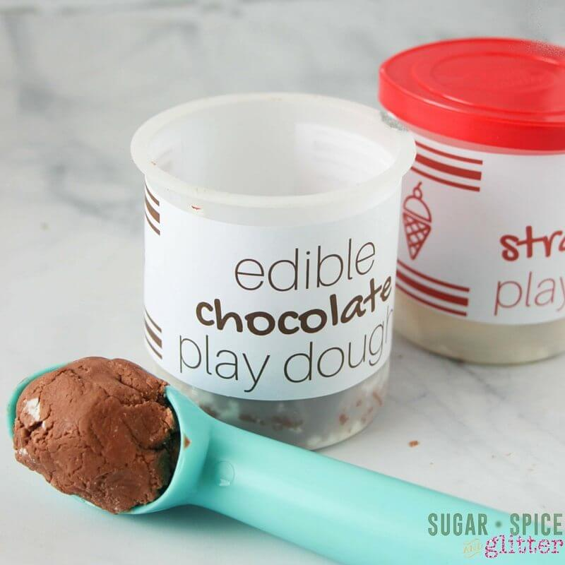 ice cream play dough (3)