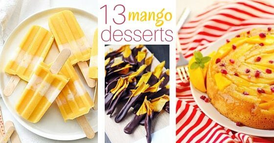 mango dessert recipes (1)