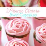 Kids' Kitchen: Princess Aurora Cupcakes