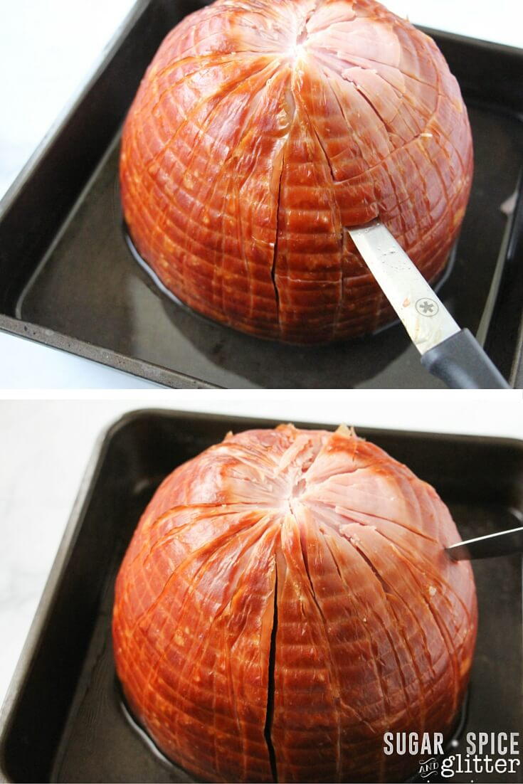 how to make a juicy ham