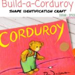 Building Corduroy the Bear