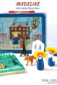 MADELINE kids craft idea
