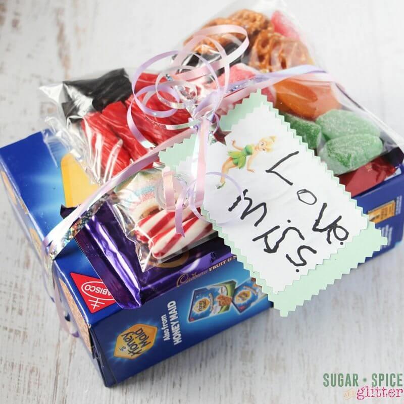 edible fairy house kit