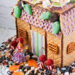 Edible Fairy House