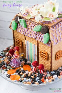 Edible Fairy House