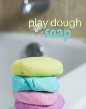 Bath Time Play Dough