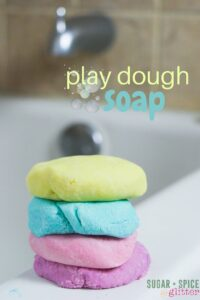 homemade play dough soap (1)