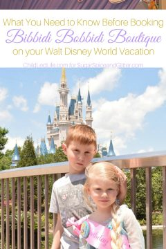 What You Need to Know Before Booking Bibbidi Bobbidi Boutique on Your Walt Disney World Vacation