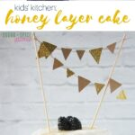 Kids' Kitchen: Honey Layer Cake
