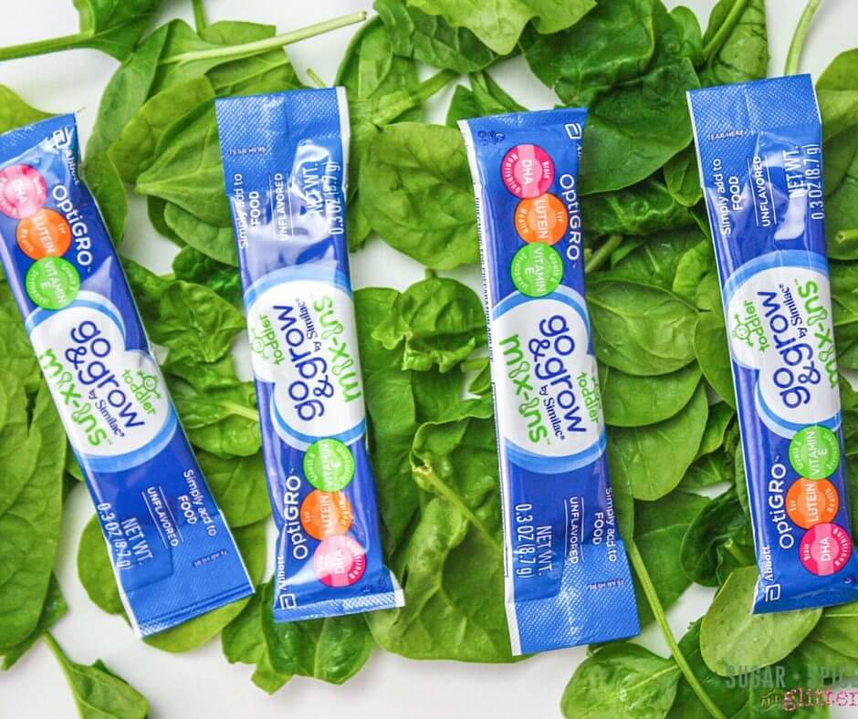 spinach ingred