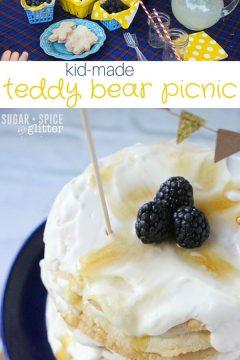 Kids' Kitchen: Teddy Bear Picnic Party