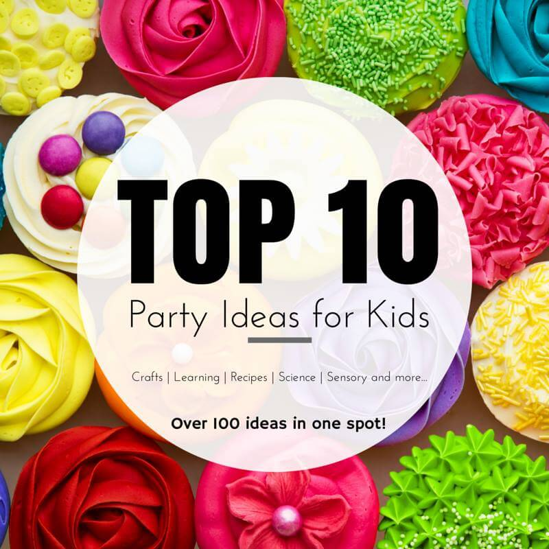 Top Party Ideas for Kids