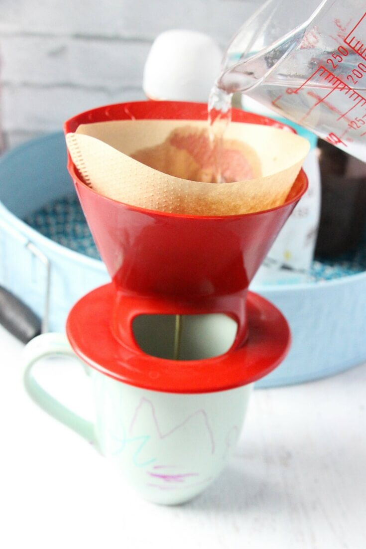 how to make pour-over coffee (2)