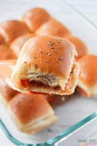 how to make pizza sliders (7)