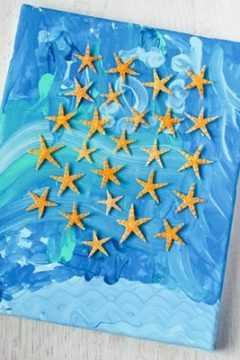 Starfish Art Project