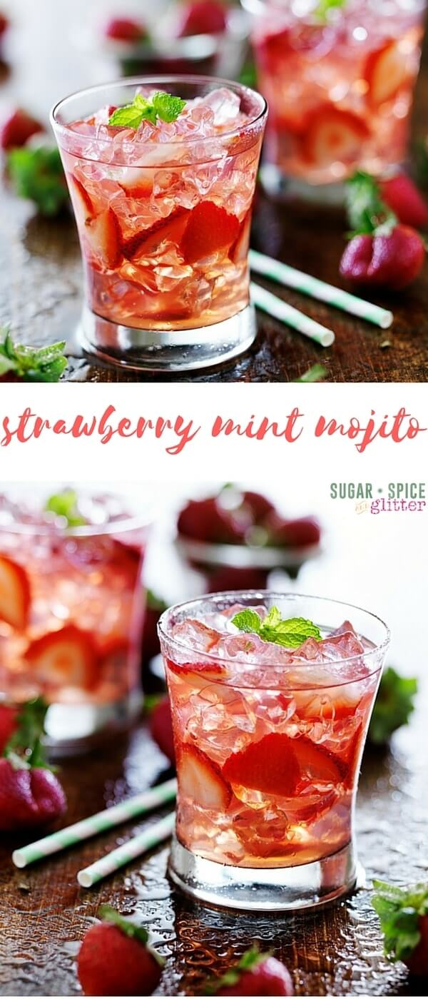 strawberry mint mojito (2)