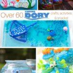 60+ Finding Dory Crafts, Snacks & Activities