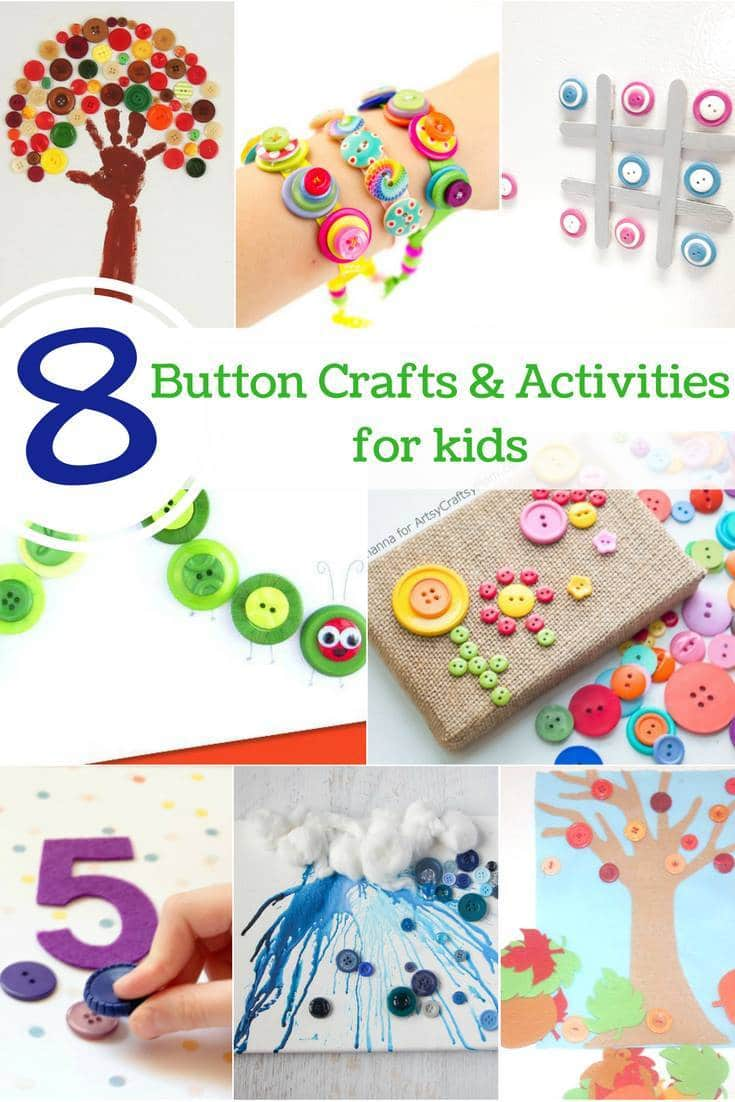button-crafts-for-kids