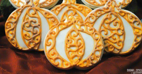 cinderella-carriage-sugar-cookies