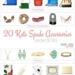 20 Kate Spade Accessories under $150