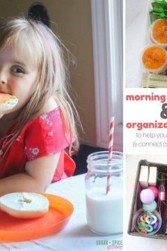 Morning Routines & Organization Tips for Better Mornings