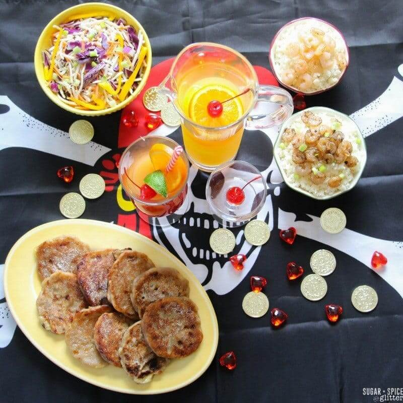How to plan your own Pirates of the Caribbean movie night - a fun and delicious family tradition