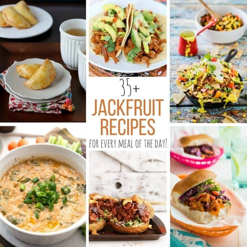 A delicious collection of jackfruit recipes perfect for any occasion. Whether you're looking for a savory jackfruit supper, or a sweet jackfruit dessert or breakfast, we've got you covered