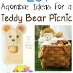 20+ Teddy Bear Picnic Ideas