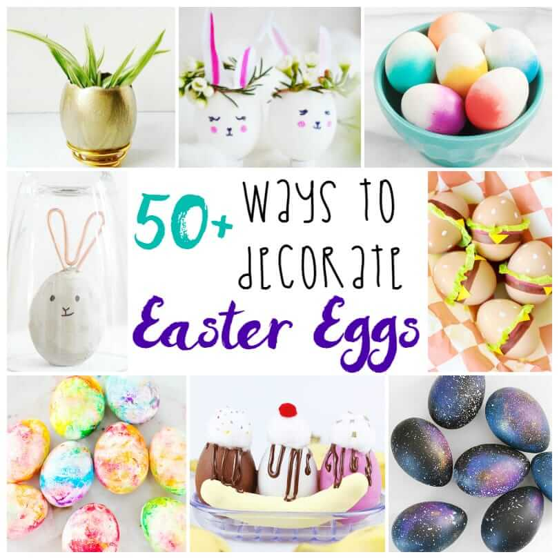 Egg Decorating Ideas For Adults