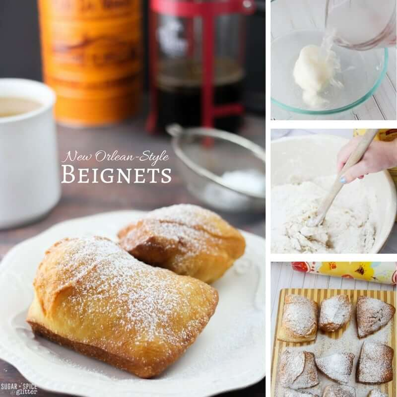 How to make New Orleans-style Beignets