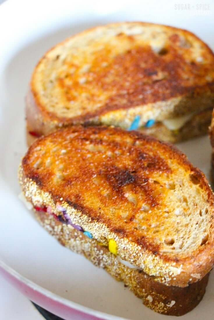 how to make school grilled cheese