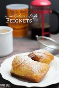 Easy Beignets Recipe