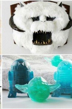 20+ DIY Star Wars Gifts