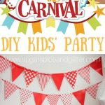 At the Carnival DIY Kids' Party