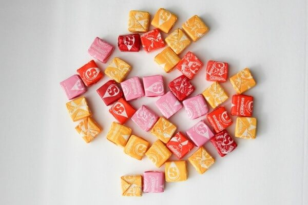 What are we going to use Starburst candies to make?