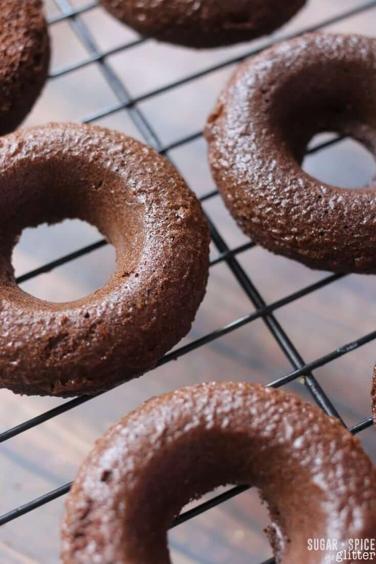 Samoas Chocolate Donuts ⋆ Sugar, Spice and Glitter